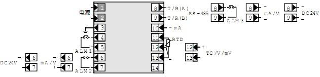 串口光耦隔离电路